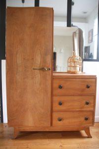 armoire-commode-asymetrique-en-bois-annees-60-rouge-garden6