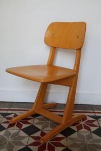chaise casala Rouge Garden