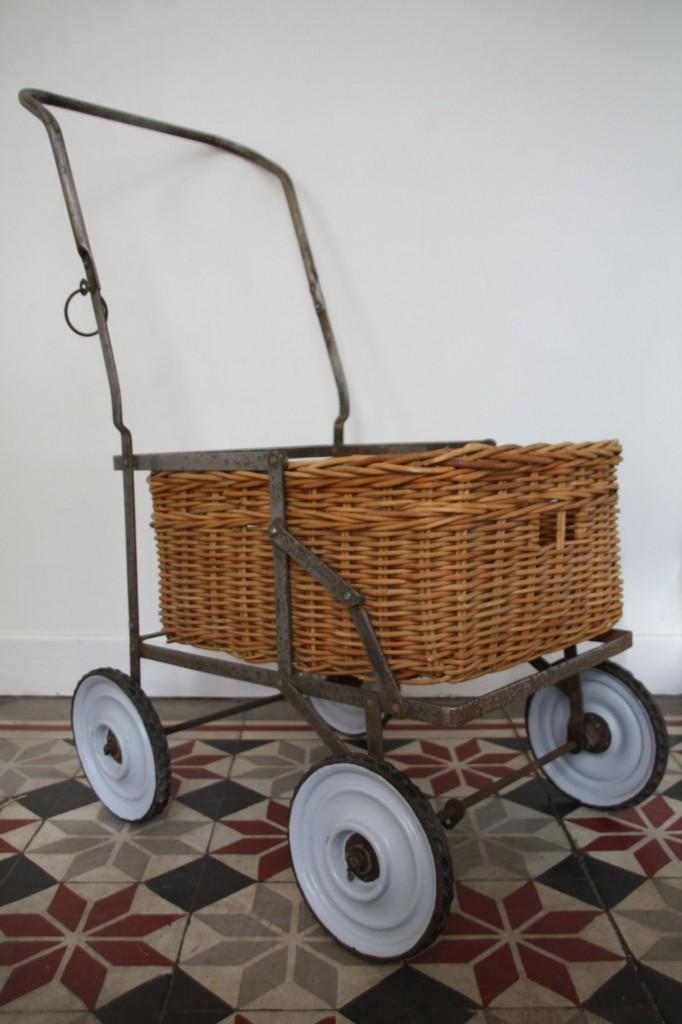 chariot ancien vintage