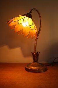 lampe-art-deco-art-nouveau-fleur-annees-30-rouge-garden6