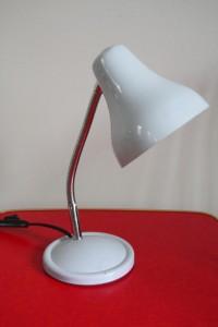 lampe cocotte années 50 Rouge Garden
