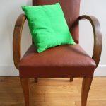 petit-fauteuil-enfant-annees-50-60-rouge-garden