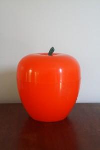 pomme glacon Rouge garden