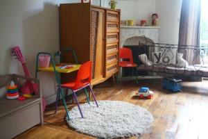 ambiance nomad et kokette mobilier vintage Rouge Garden www.rougegarden.fr